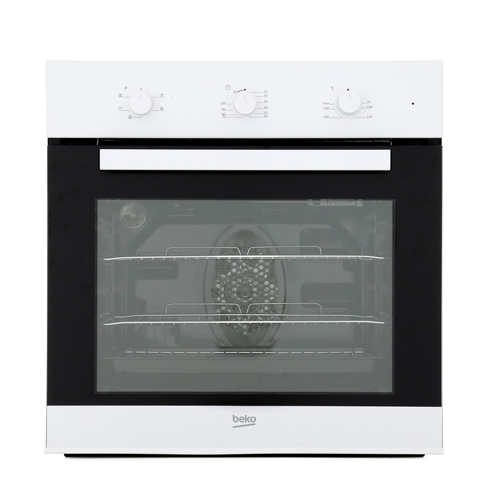 buy beko cif71w single built in electric oven white. Black Bedroom Furniture Sets. Home Design Ideas