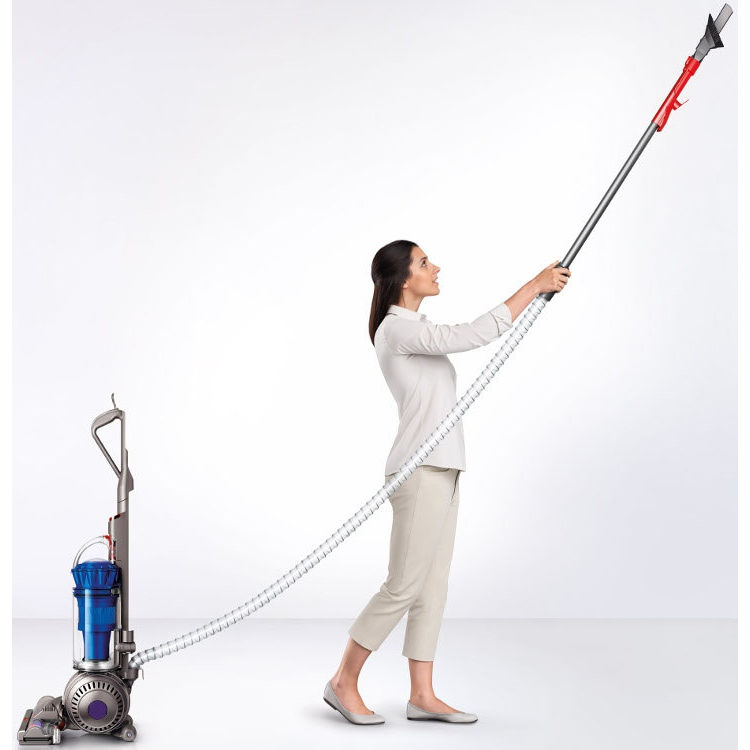 Buy dyson dc41i mk2 upright vacuum cleaner dc41imk2 satin blue silver a - Armoire rangement balai aspirateur ...