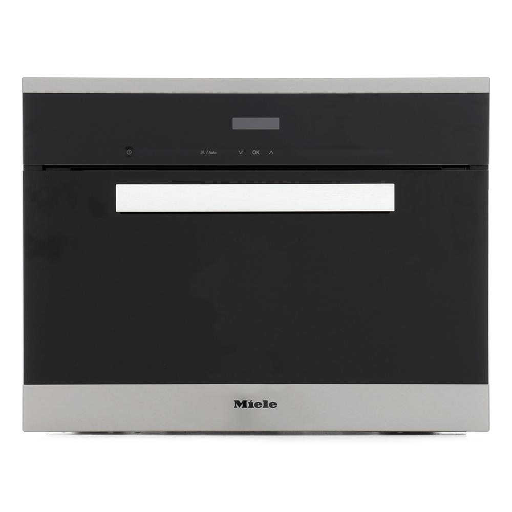buy miele pureline dg6200 cleansteel steam oven. Black Bedroom Furniture Sets. Home Design Ideas