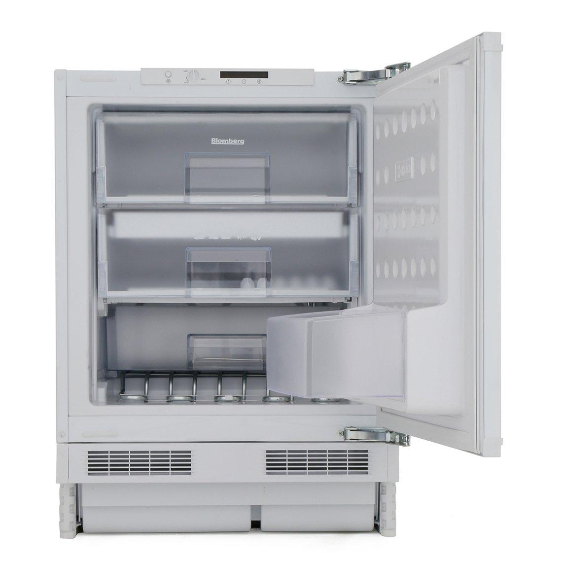 Frost free built under freezer