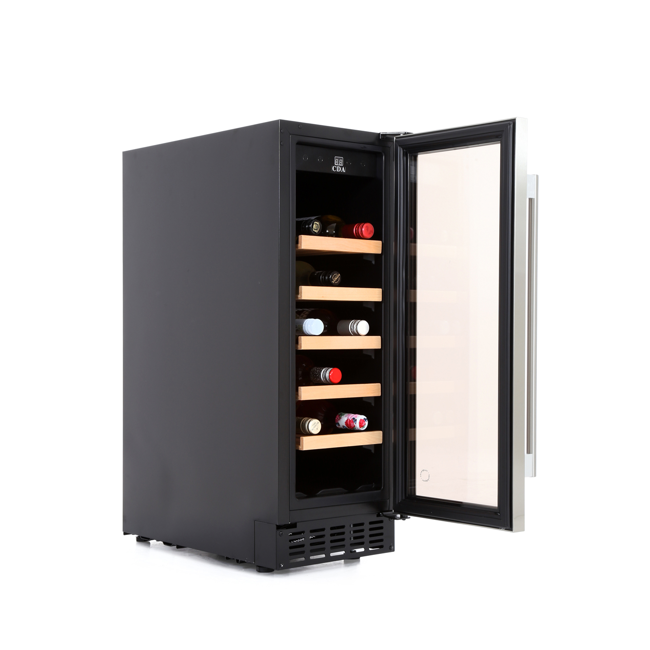 Buy Cda Fwc303ss Wine Cooler Stainless Steel Marks