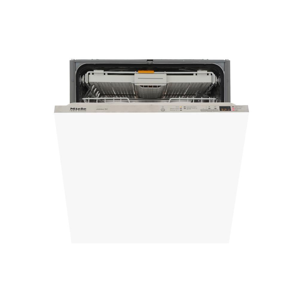 buy miele g4990scvi jubilee cleansteel built in fully integrated dishwasher g4990scviclst. Black Bedroom Furniture Sets. Home Design Ideas