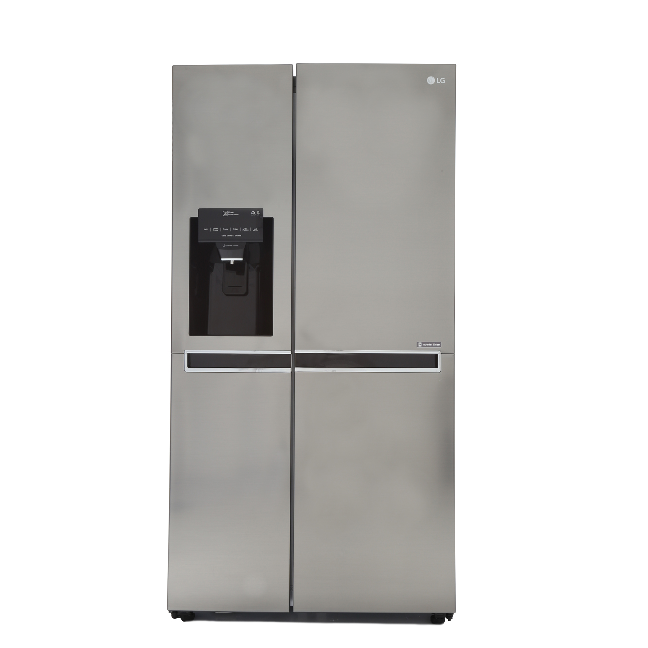 Buy Lg Gsl761pzxv American Fridge Freezer Stainless