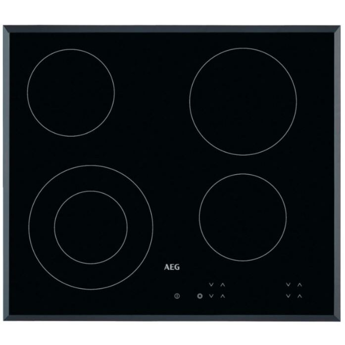 Buy Aeg Hk624010fb Ceramic Hob Frameless Marks Electrical