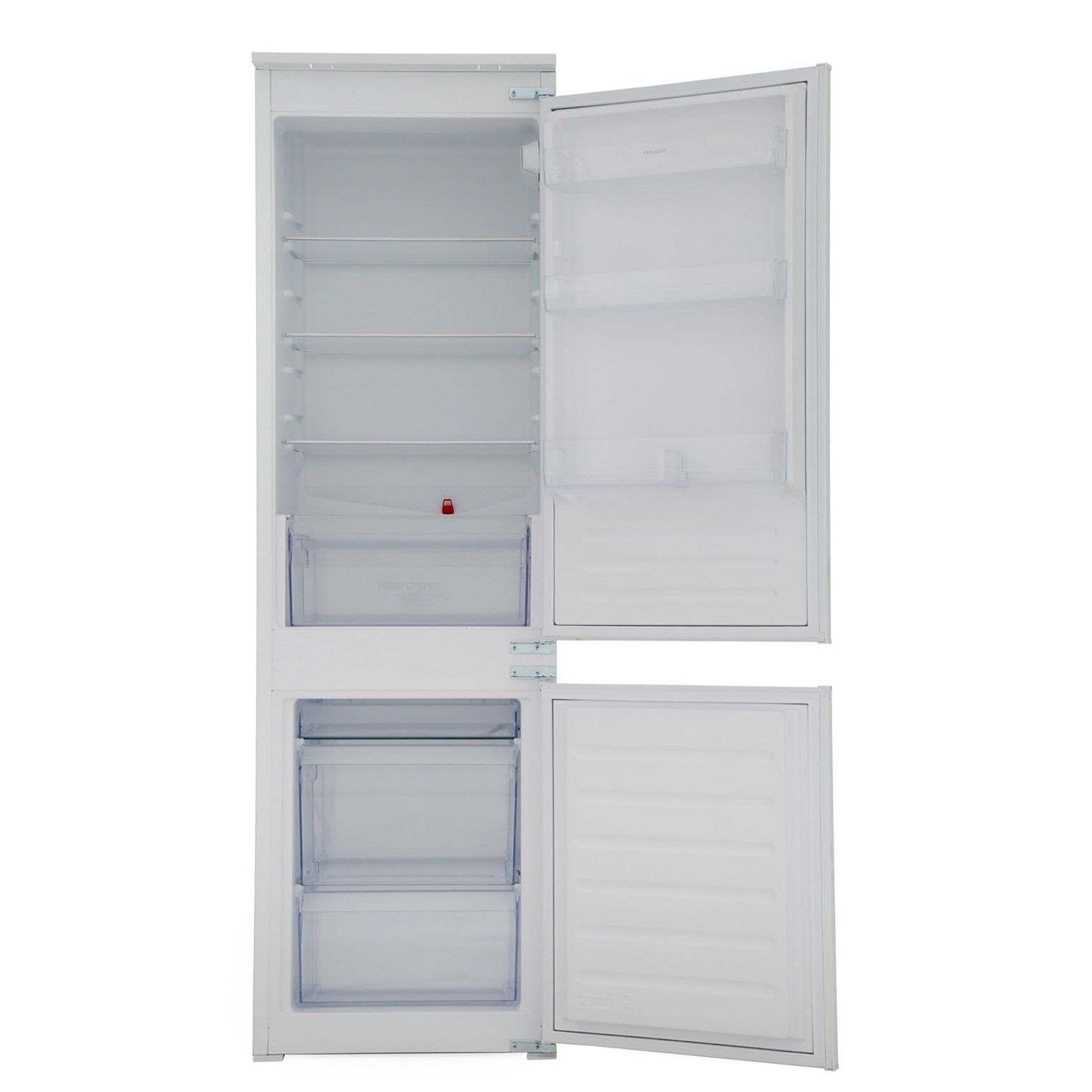Buy Hotpoint HMCB7030AA Integrated Fridge Freezer - White | Marks Electrical