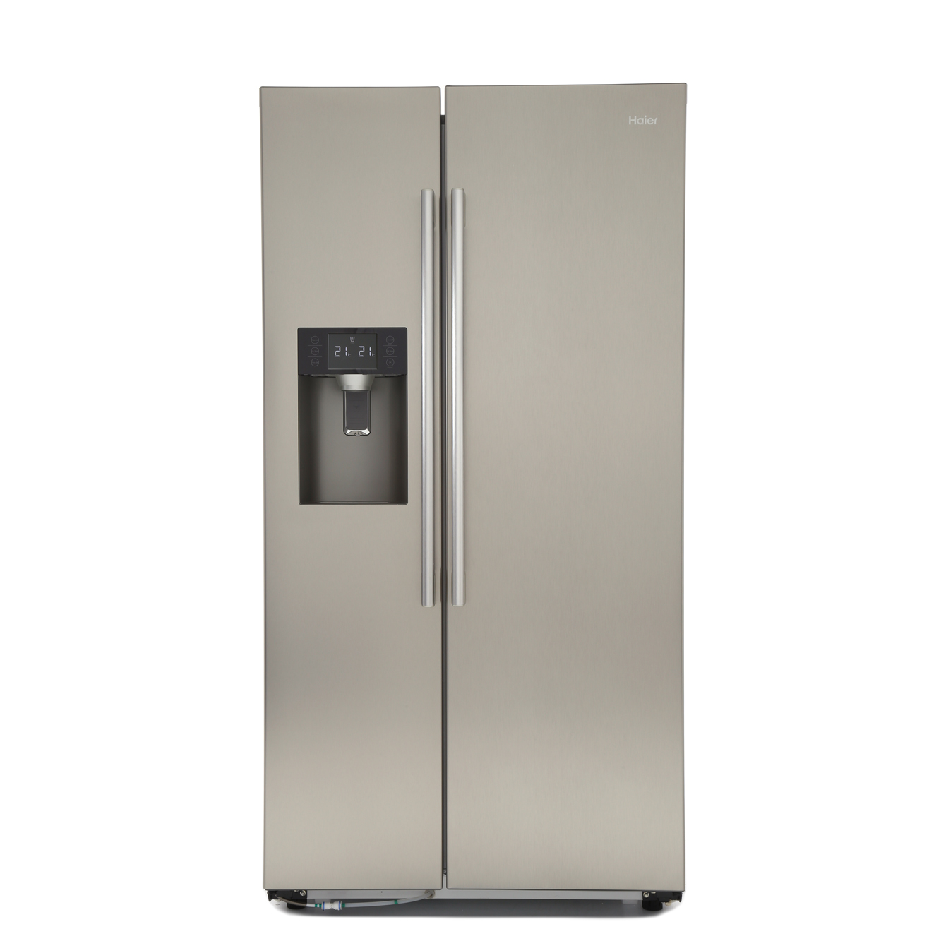 buy haier hrf 628if6 american fridge freezer stainless. Black Bedroom Furniture Sets. Home Design Ideas