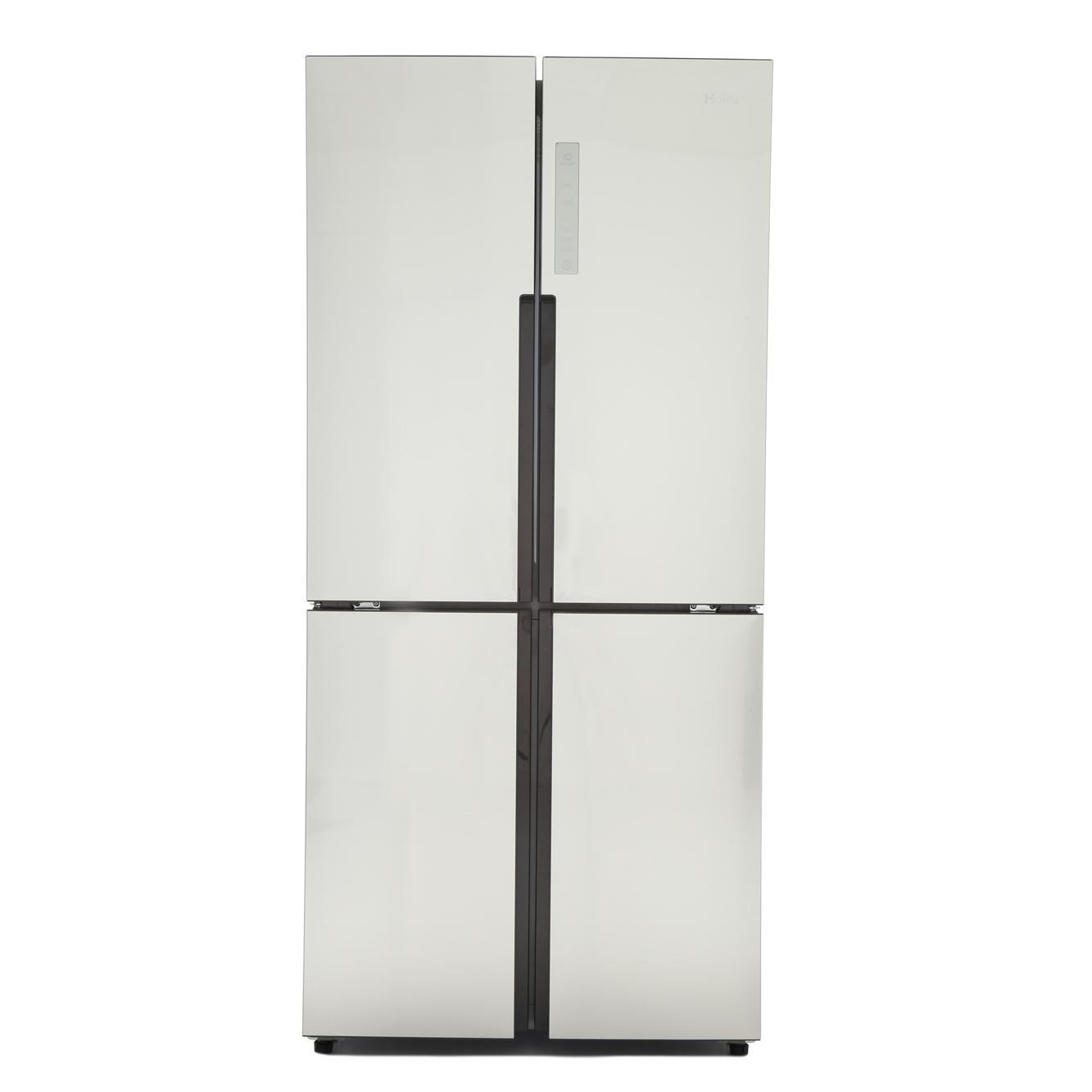 Buy Haier Htf 456dm6 American Fridge Freezer Stainless