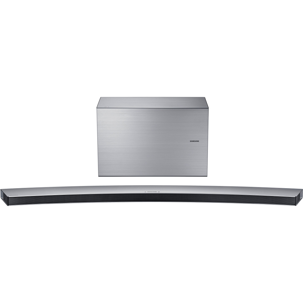 Buy samsung hw j8501r sound bar hwj8501r silver for Samsung sound bar