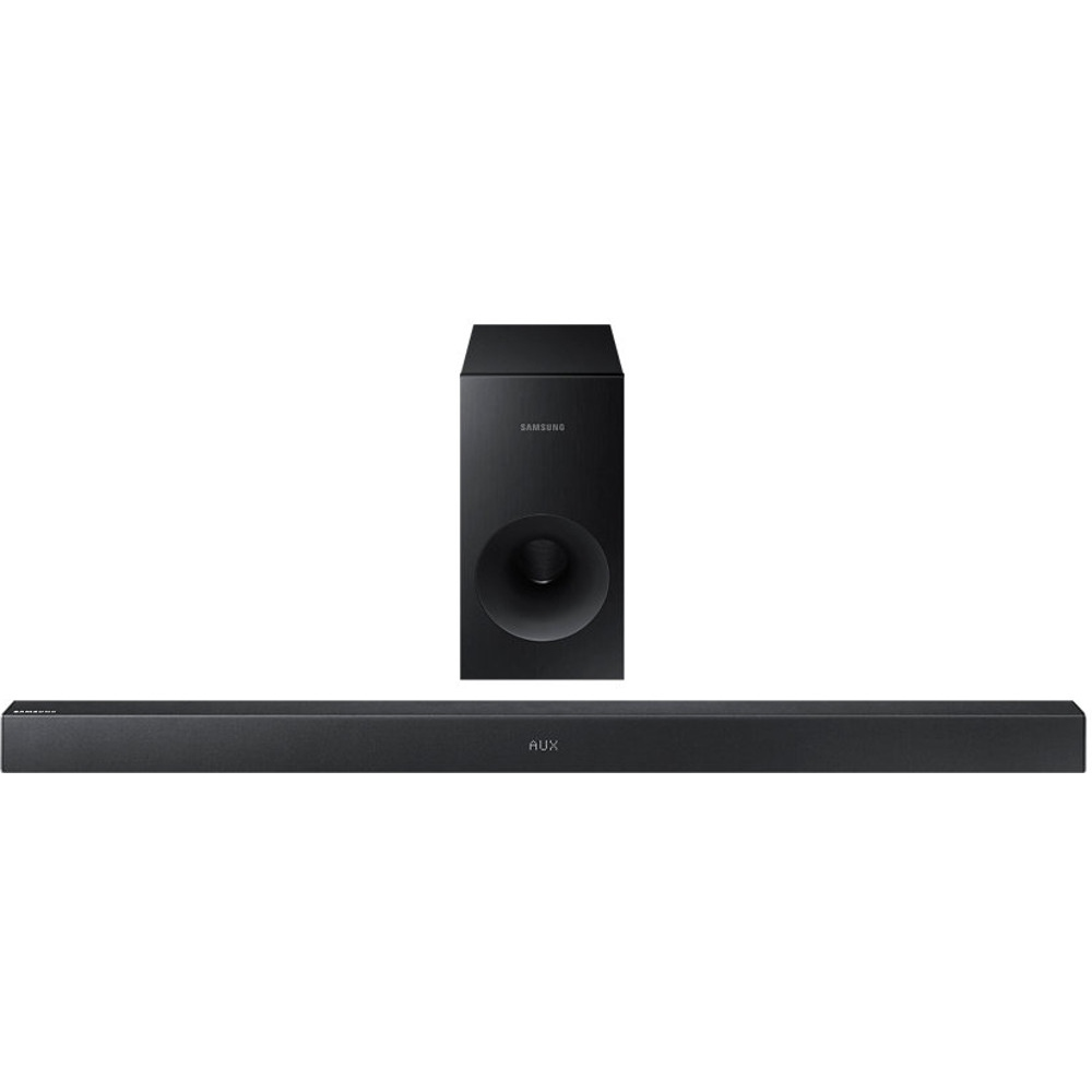Samsung Channel Watts Soundbar Speaker System Enhance your TV experience with the rich, dynamic sound of the Samsung SoundBar and a high-performance henpoi.tk delivers watts of clear audio and bass that bring movies and TV shows to life.
