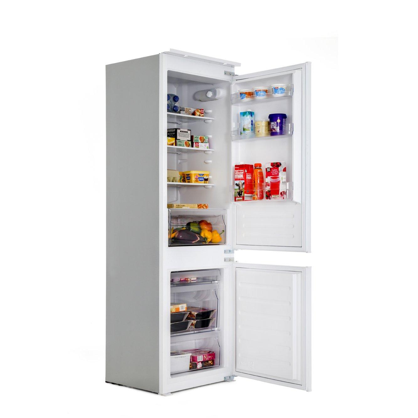 buy indesit ib7030a1d integrated fridge freezer white. Black Bedroom Furniture Sets. Home Design Ideas
