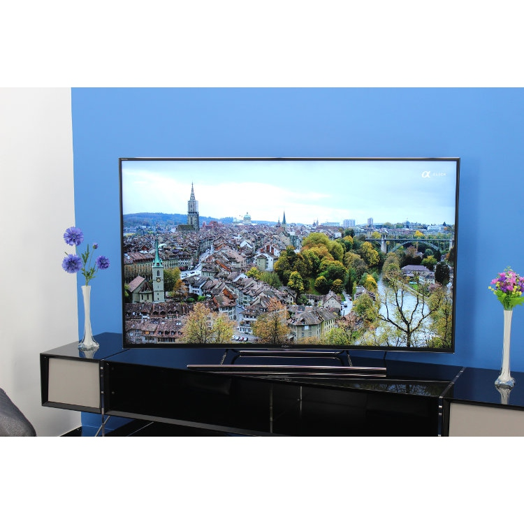 buy sony s85 series kd55s8505c black 55 3d 4k ultra hd led television kd55s8505c marks. Black Bedroom Furniture Sets. Home Design Ideas