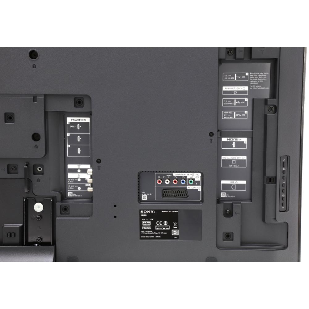 buy sony xd93 series kd65xd9305bu 65 3d 4k ultra hd led television kd65xd9305b black. Black Bedroom Furniture Sets. Home Design Ideas