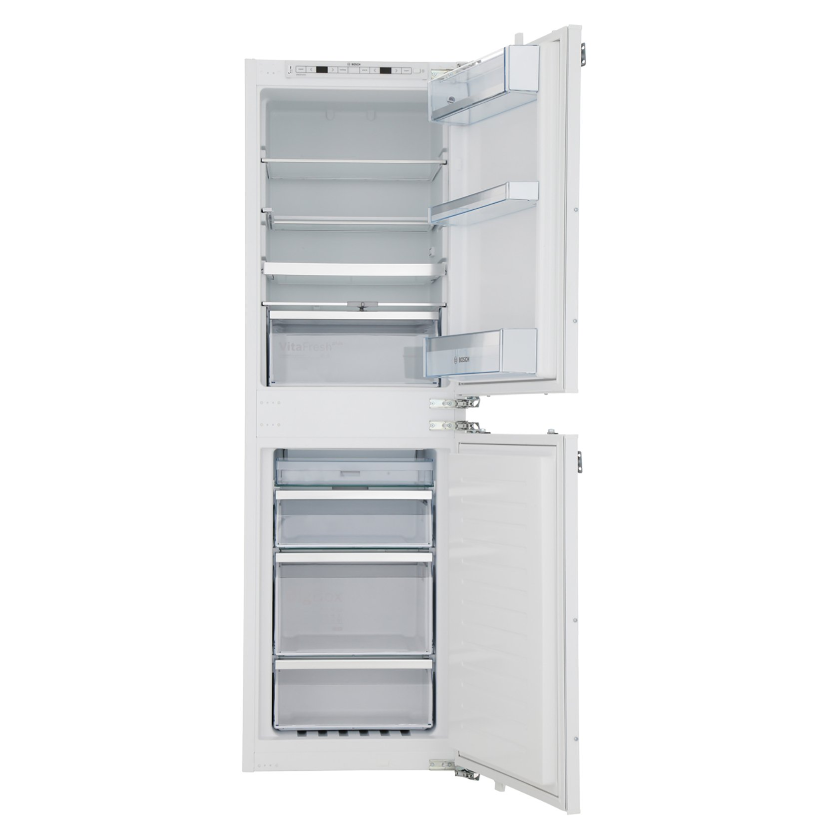 Bosch 50 50 integrated fridge freezer