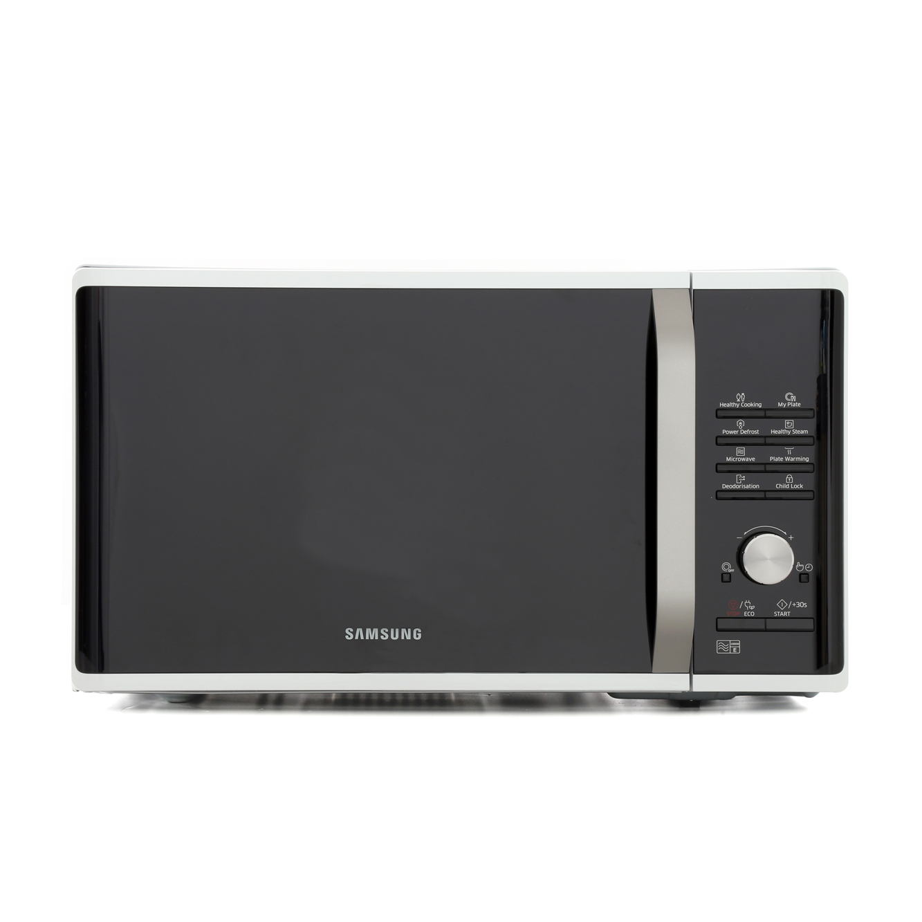 Buy Samsung Ms28j5255uw Microwave White With Silver