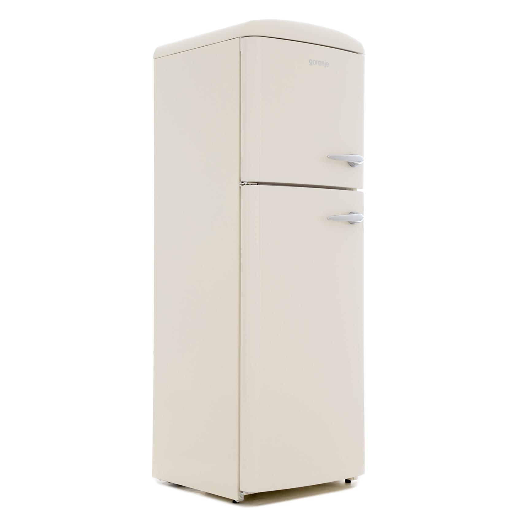buy gorenje rf60309ocl retro fridge freezer rf60309oc l cream marks electrical. Black Bedroom Furniture Sets. Home Design Ideas