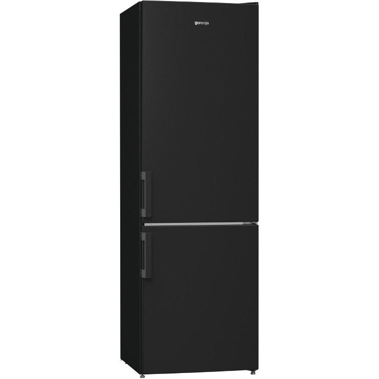 buy gorenje rk6192ebk fridge freezer black marks. Black Bedroom Furniture Sets. Home Design Ideas