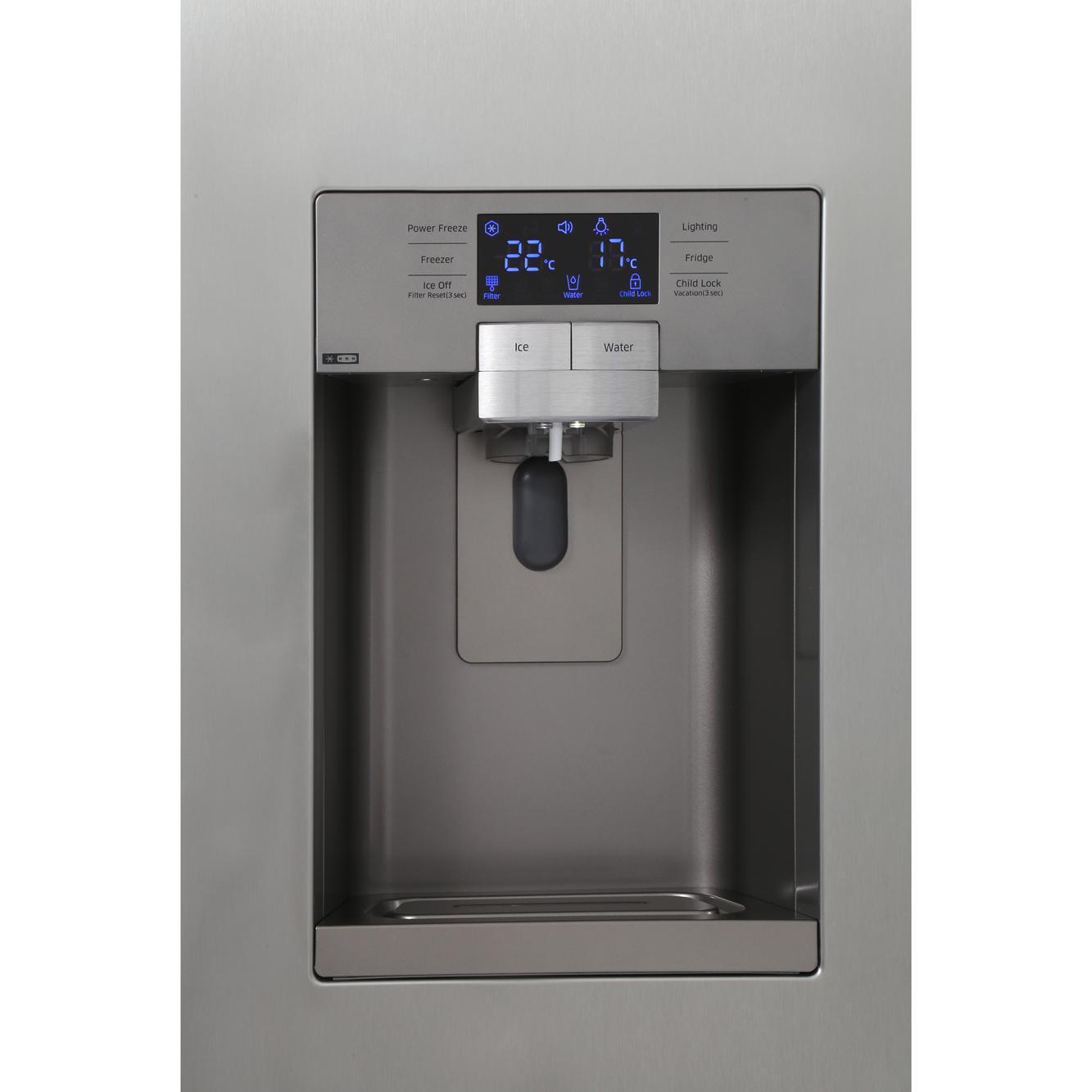 Buy Samsung Rsg5ucsl American Fridge Freezer Stainless
