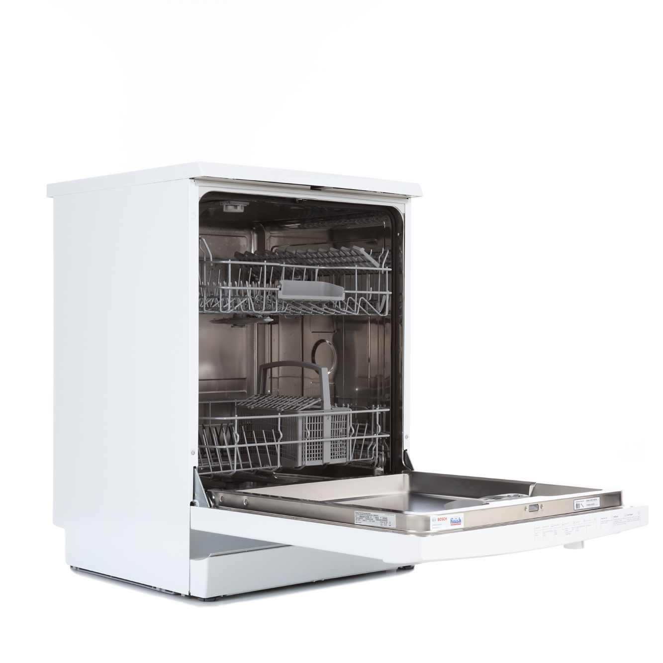 buy bosch serie 4 sms50c22gb dishwasher sms50c22gb white marks electrical. Black Bedroom Furniture Sets. Home Design Ideas