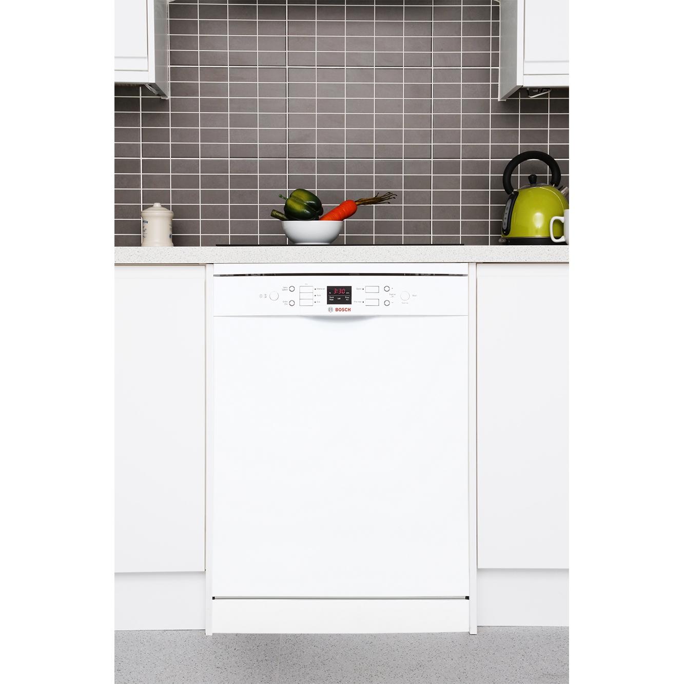 Miniature Dishwasher Buy Bosch Series 6 Sms58m32gb Dishwasher Sms58m32gb White