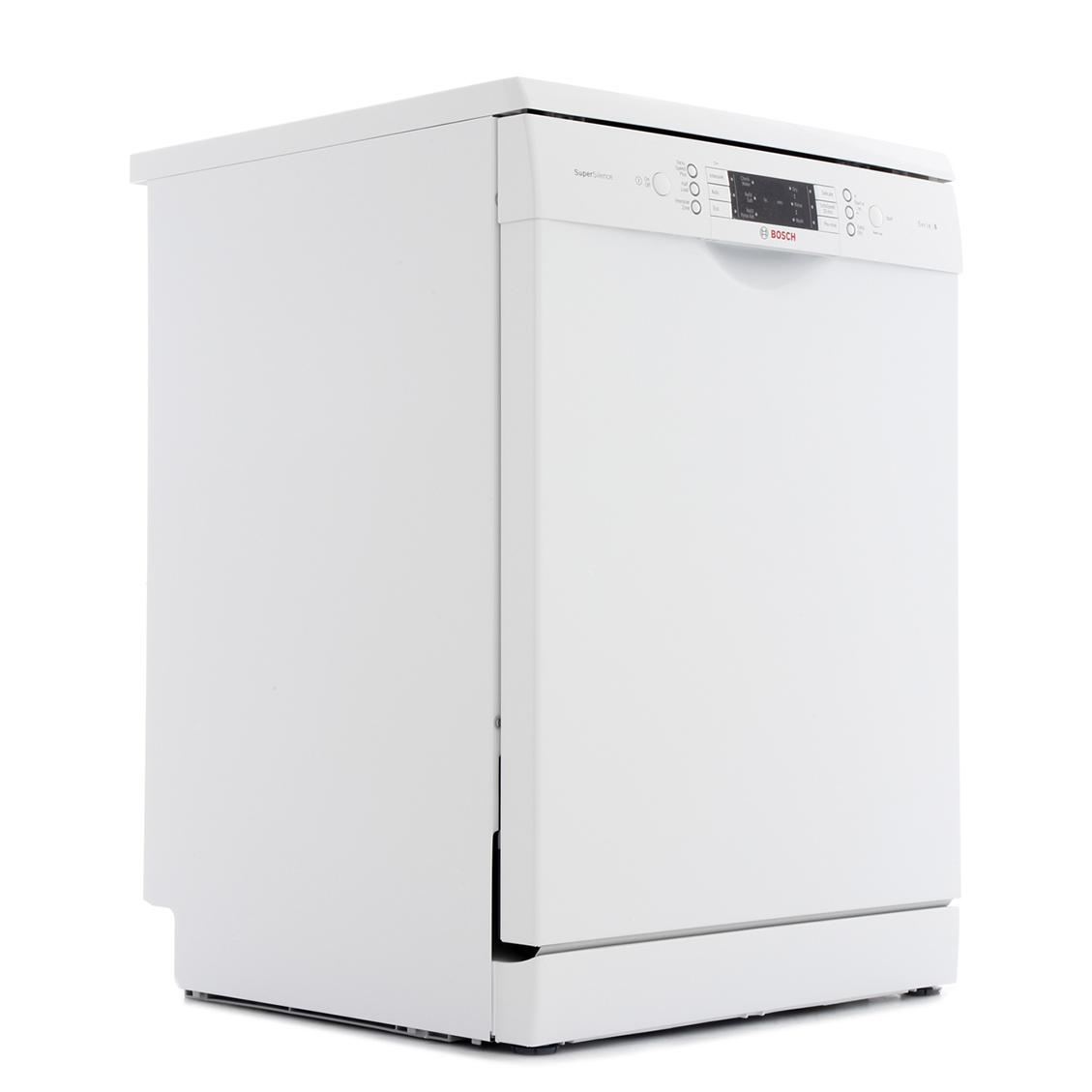 buy bosch serie 6 sms69m22gb dishwasher sms69m22gb white marks electrical. Black Bedroom Furniture Sets. Home Design Ideas