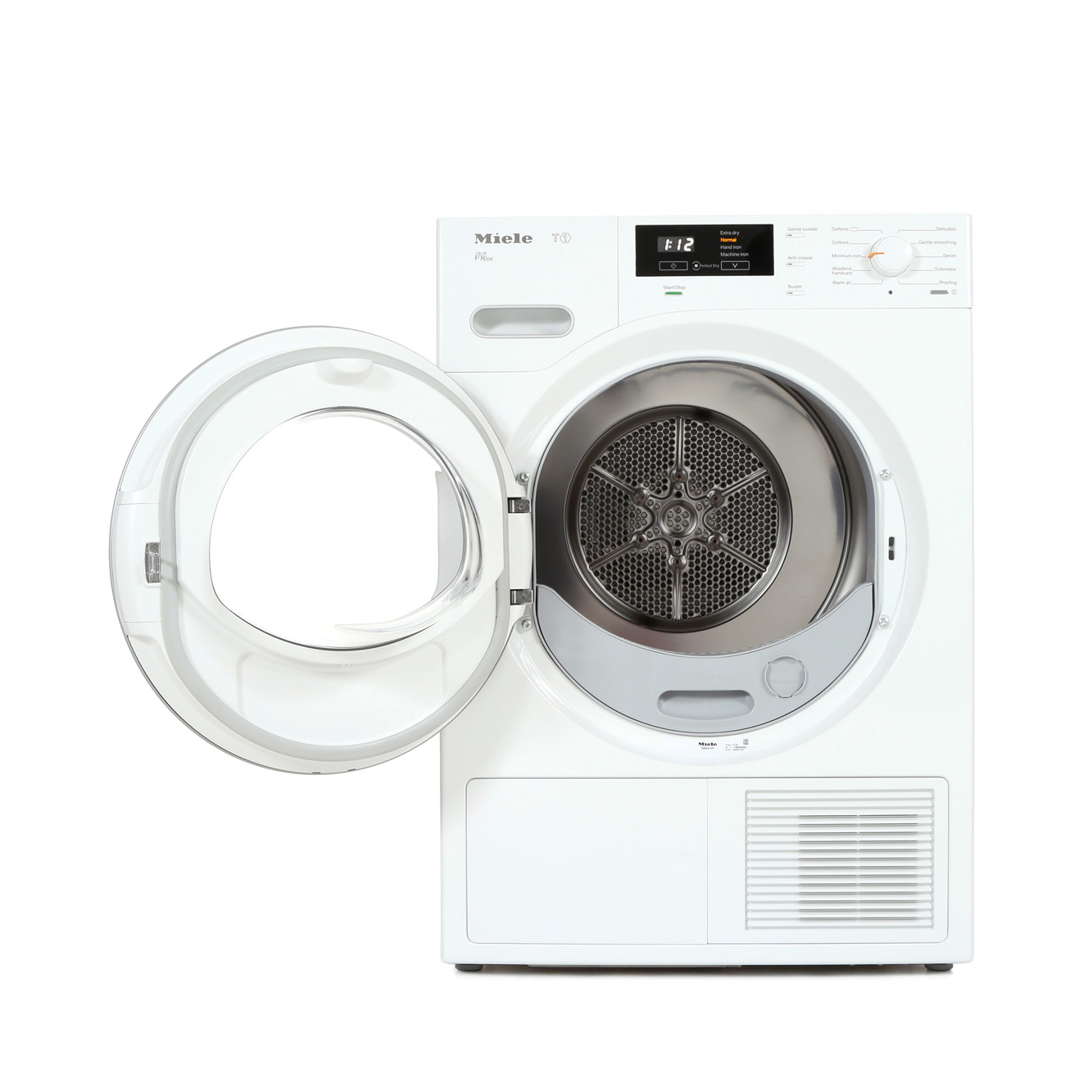 buy miele t1 whiteedition tmb640wp condenser dryer. Black Bedroom Furniture Sets. Home Design Ideas