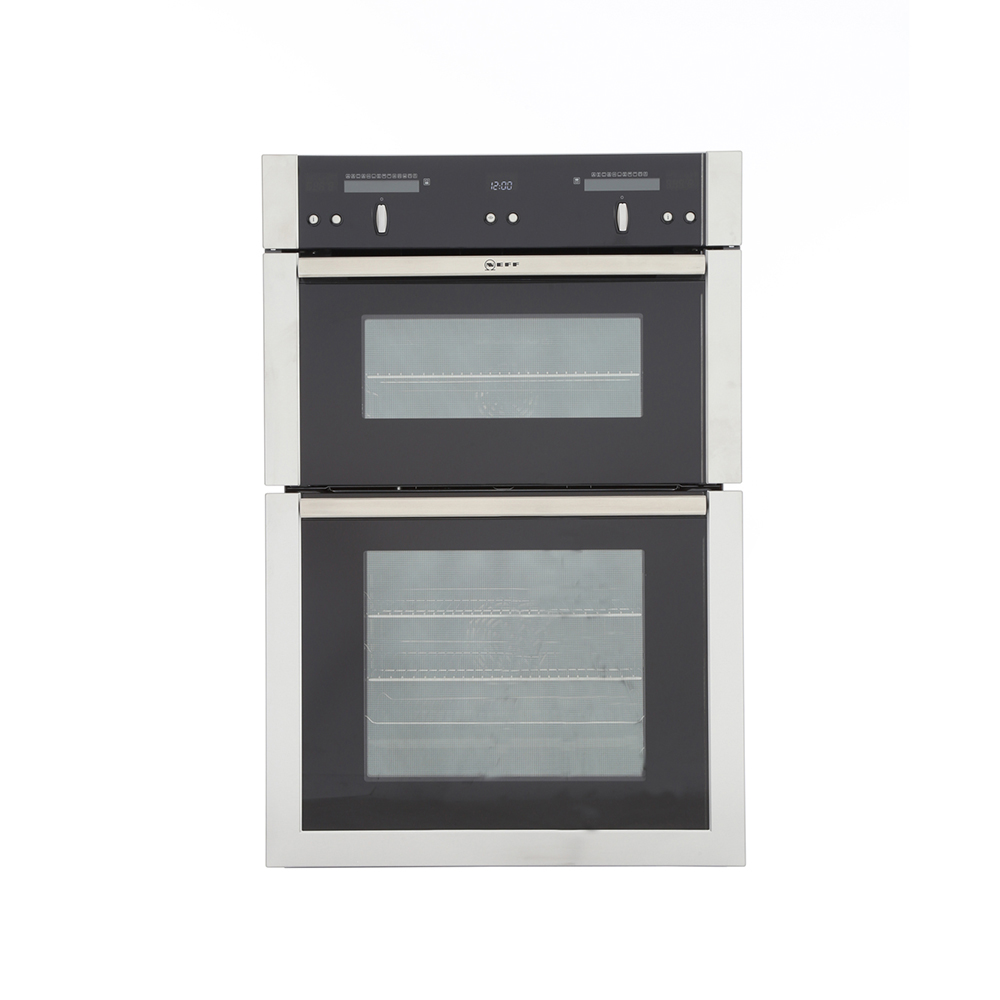 Buy neff u16e74n5gb double built in electric oven stainless steel marks electrical - Neff electric ...