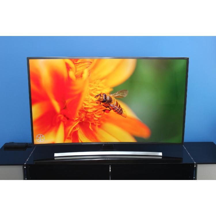 buy samsung 8 series ue55js8500 55 curved 3d 4k ultra hd. Black Bedroom Furniture Sets. Home Design Ideas