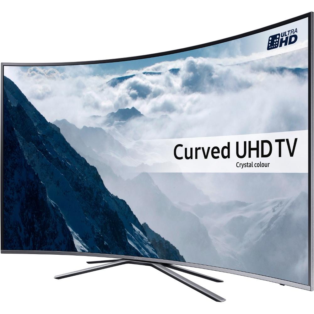 Buy Samsung Series 6 UE55KU6500 55 Curved 4K UHD