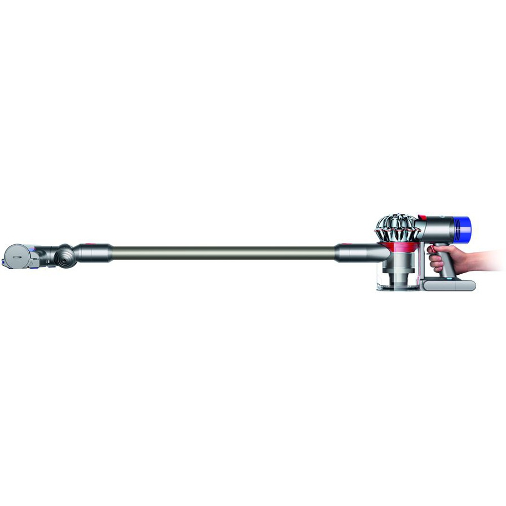 how to clean dyson animal vacuum