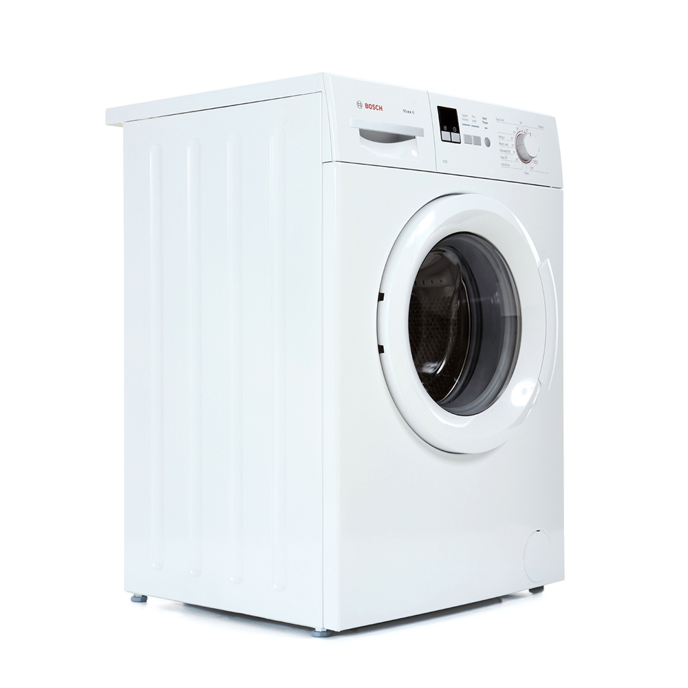 bosch washing machine how to use