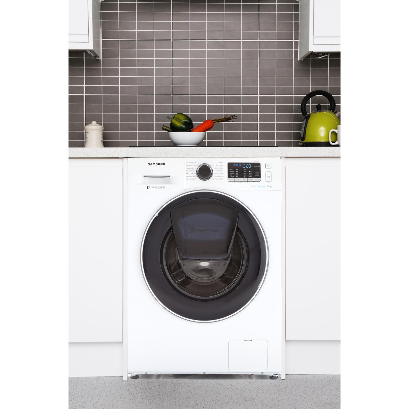 samsung washing machine commercial