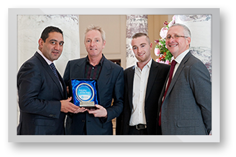 Internet Retailer of the Year - Award Ceremony