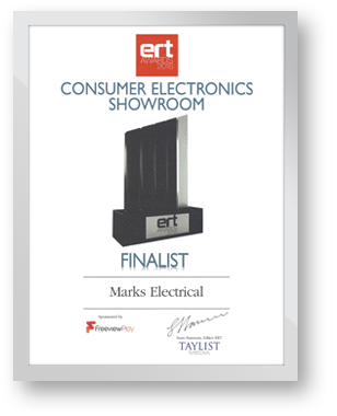 Consumer Electronics Showroom - Finalist