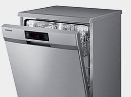 You'll find a dishwasher that's just right for you.