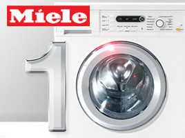 FREE 10 year parts & labour warranty with selected washing machines.