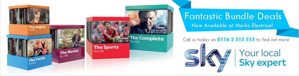 Fantastic Deals on Sky Bundles now available