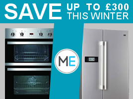 Get a great deal on your appliances this winter with Marks Electrical.
