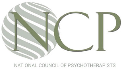 Logo: The National Council of Psychotherapists