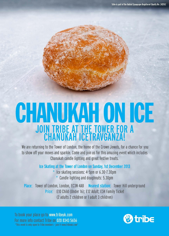Chanukah on Ice 2013
