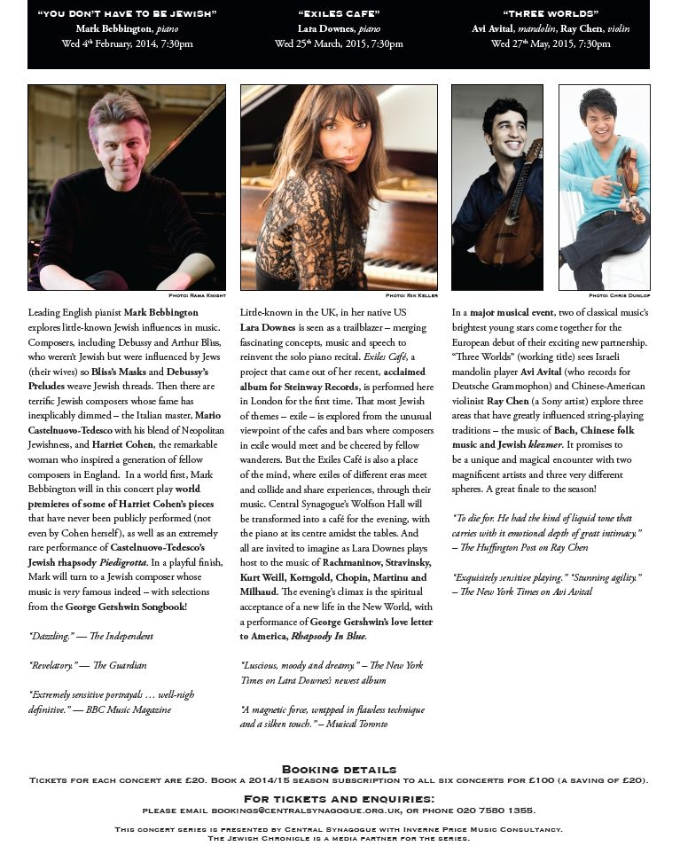 International Concerts Series Page 2