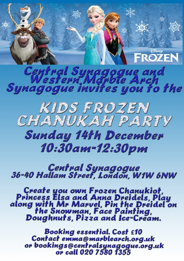 Chanukah Frozen 2014 FINAL VERSION copy