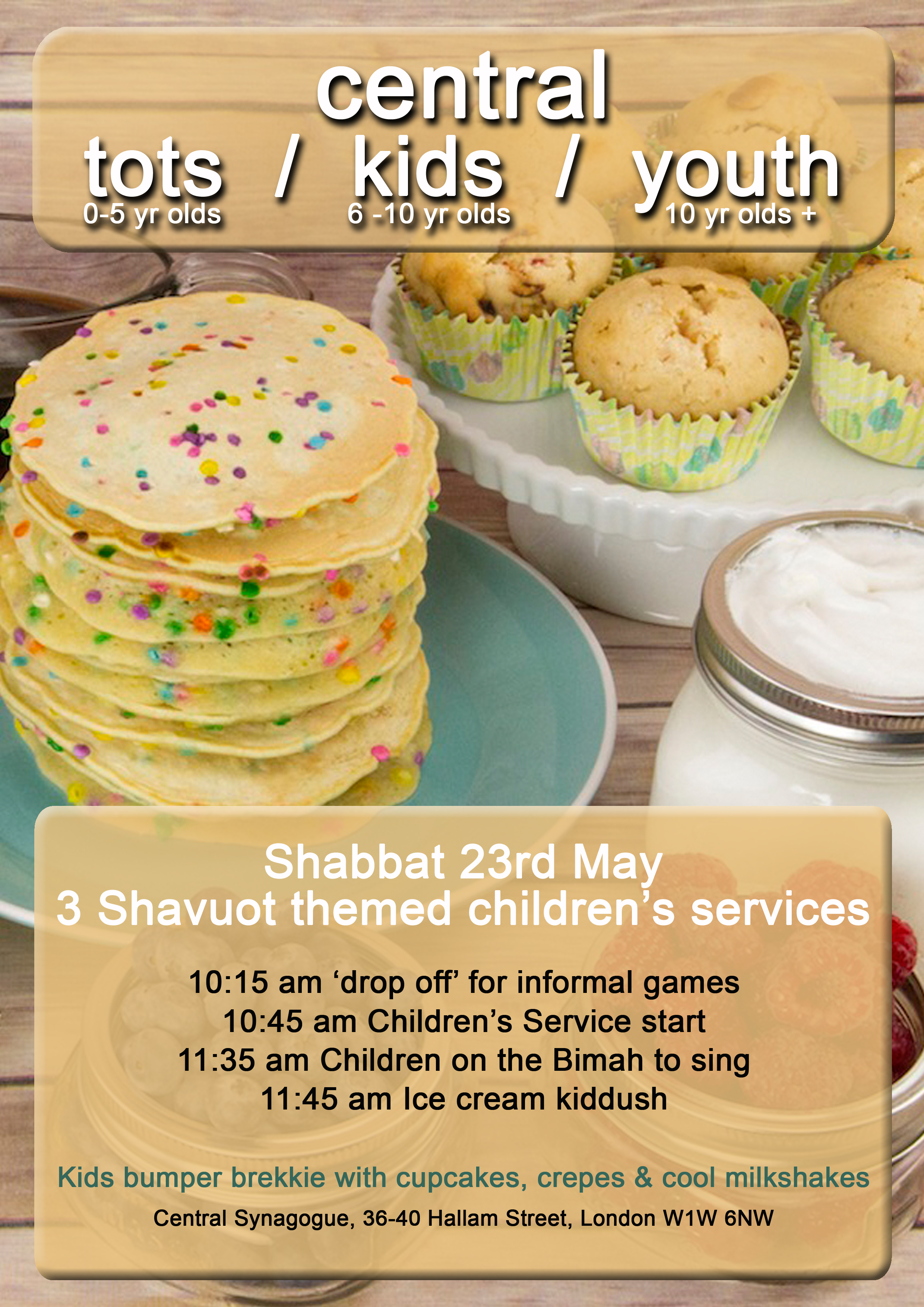 Shavuot 23 May Kids flyer copy