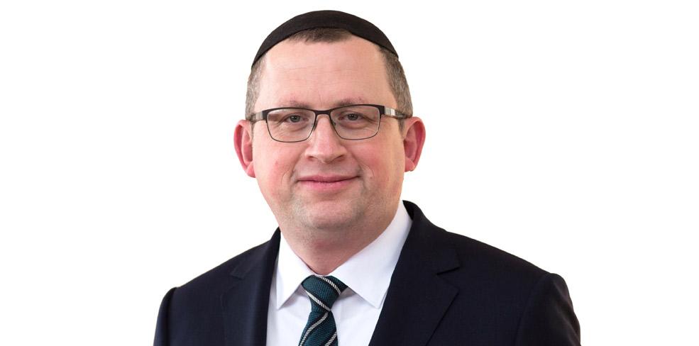 Photo of Rabbi Lerer