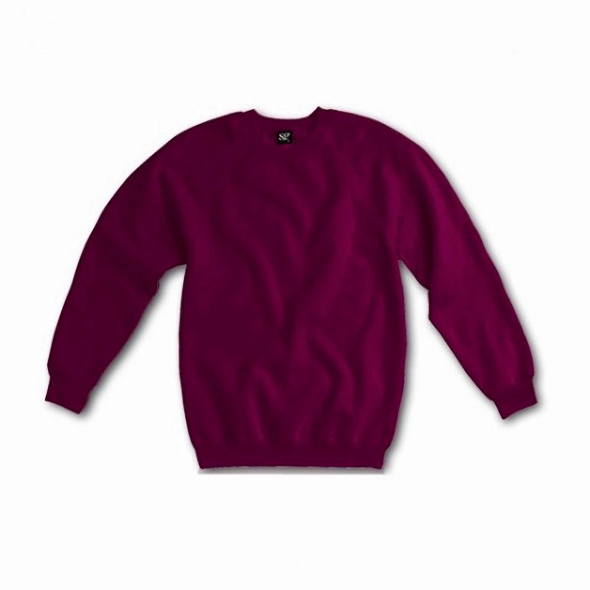 SG Ladies//Womens Raglan Sleeve Crew Neck Sweatshirt BC1070