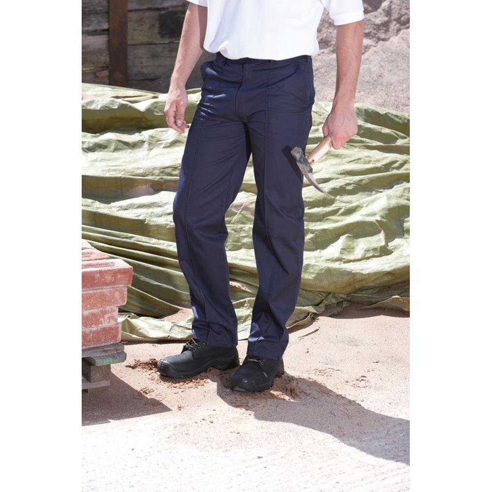 Ucc pantalon de travail coupe longue homme utbc1200 ebay - Coupe longue homme ...