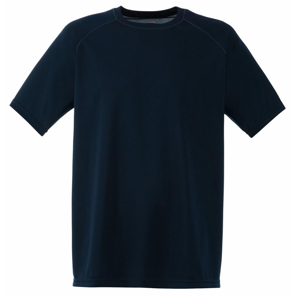fruit of the loom mens performance sportswear t shirt ebay. Black Bedroom Furniture Sets. Home Design Ideas