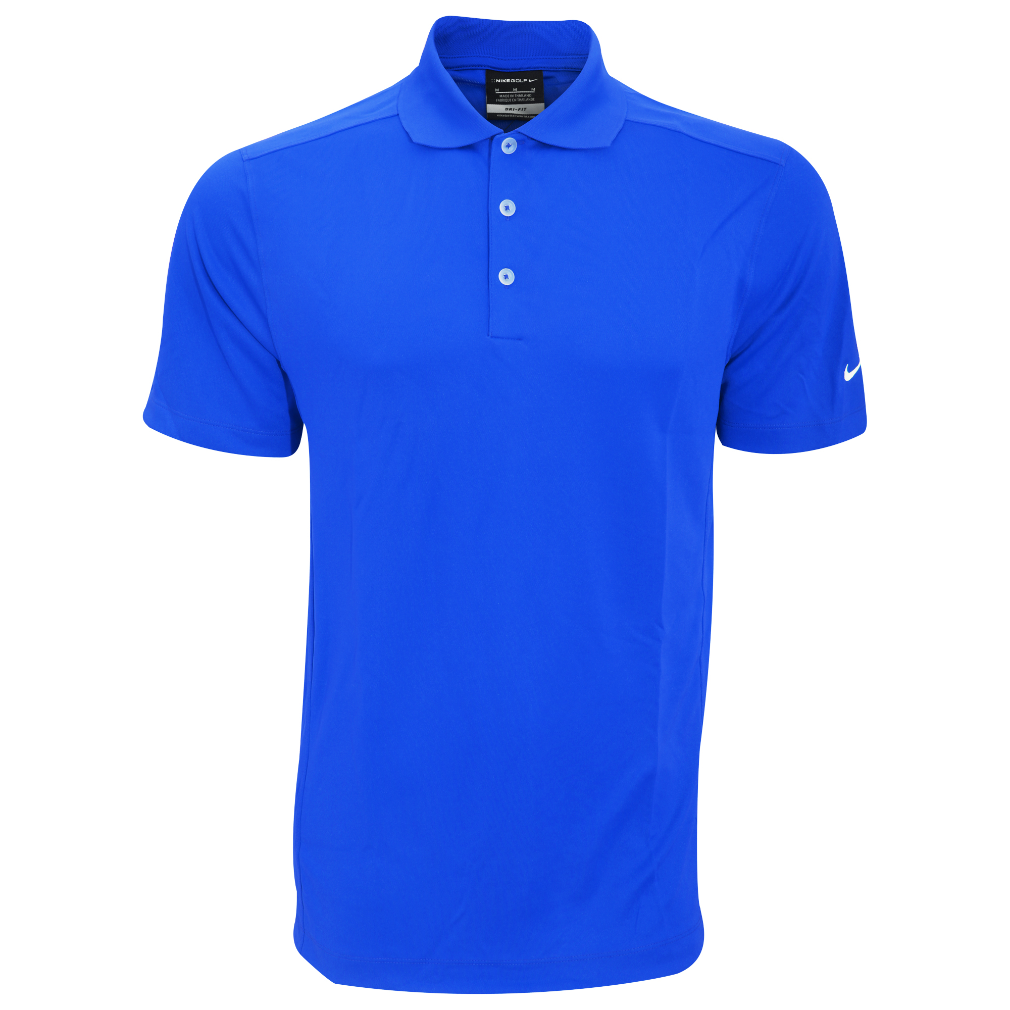 Nike golf mens smu plain solid knit short sleeve polo for Big tall nike golf shirts