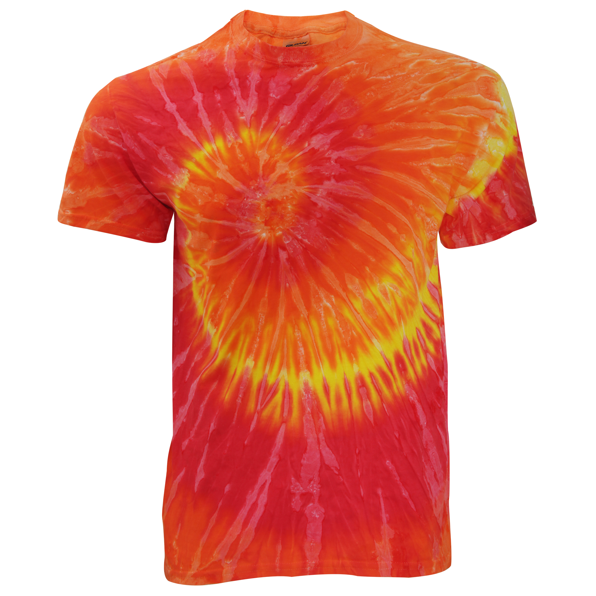 Tduk mens short sleeve rainbow tie dye t shirt ebay for Nike tie dye shirt and shorts