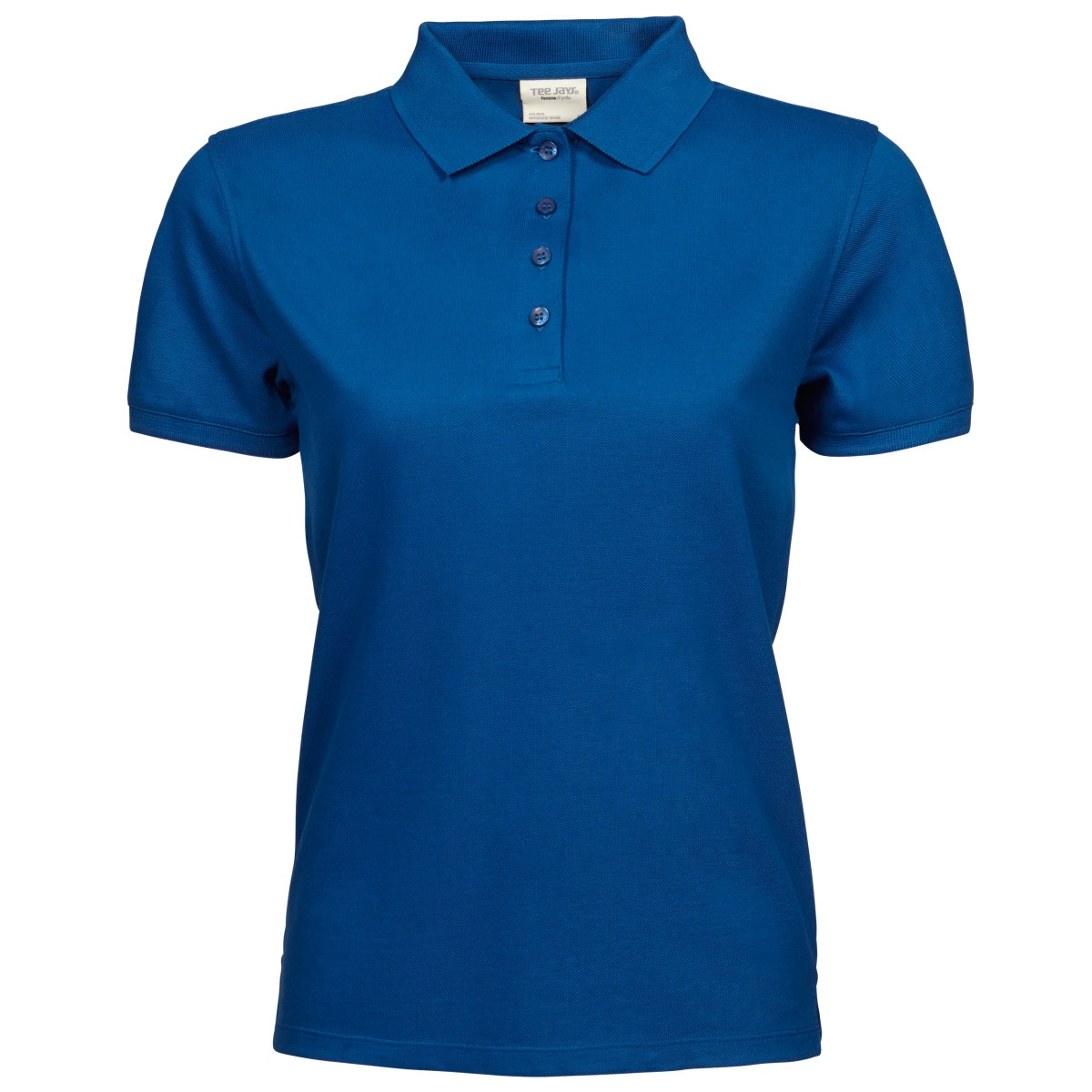 Tee Jays Womens Ladies Heavy Short Sleeve Polo Shirt Ebay