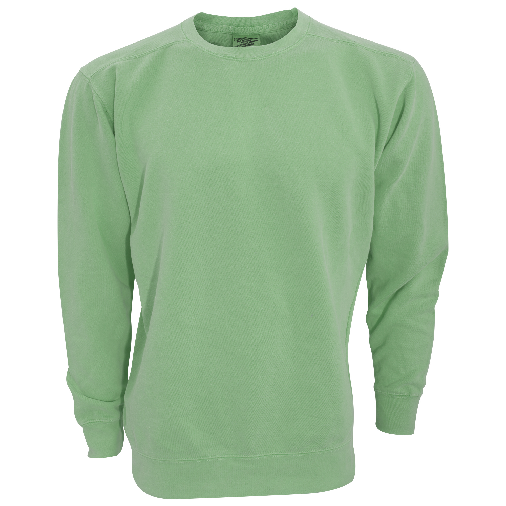 Comfort Colors Adults Unisex Crew Neck Sweatshirt Ebay